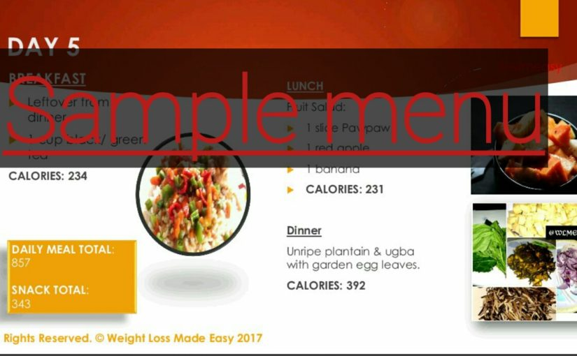 21day Health and Fitness plan