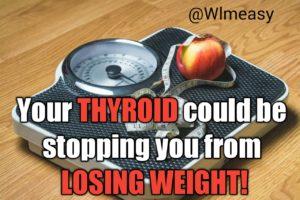 Thyroid-weight