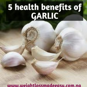 Garlic-health
