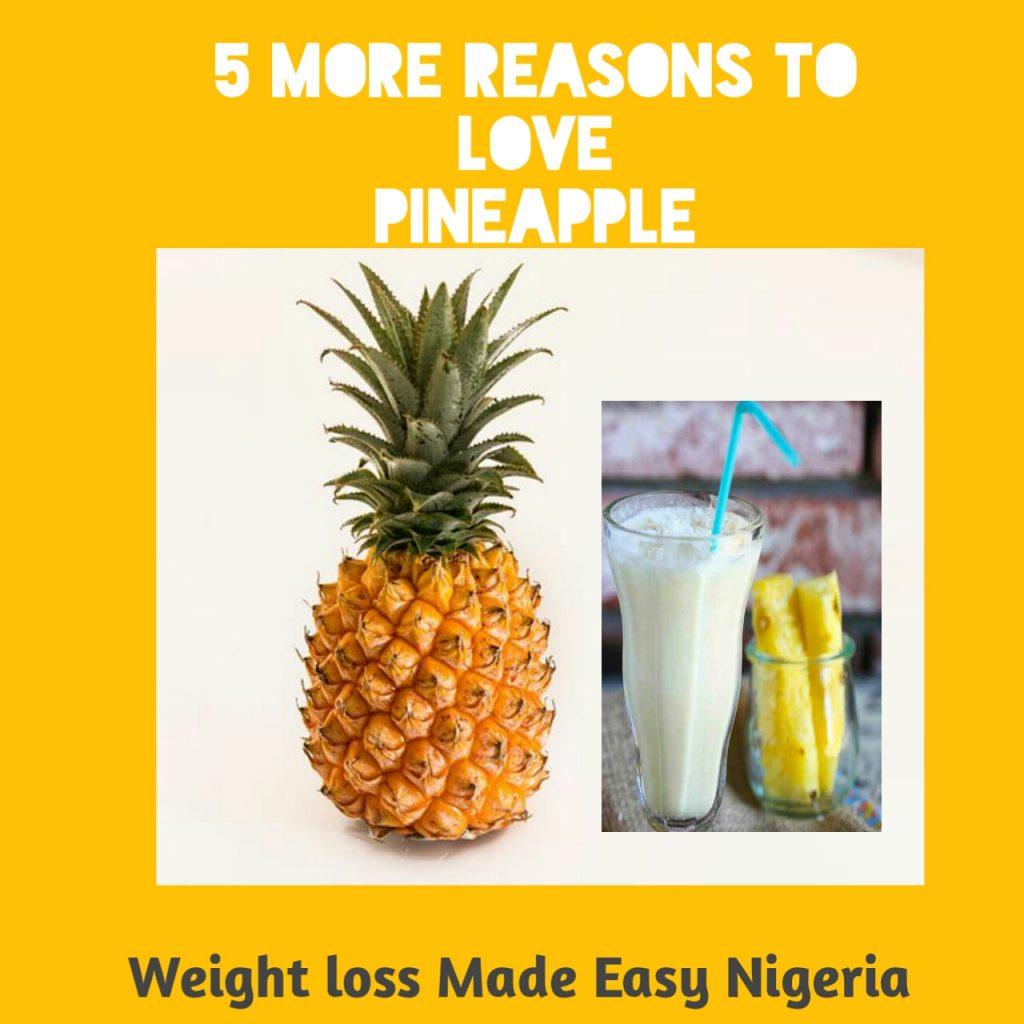 Pineapple-benefits